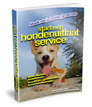 Ebook Start een hondenuitlaat-service - J.C.Quinquinet